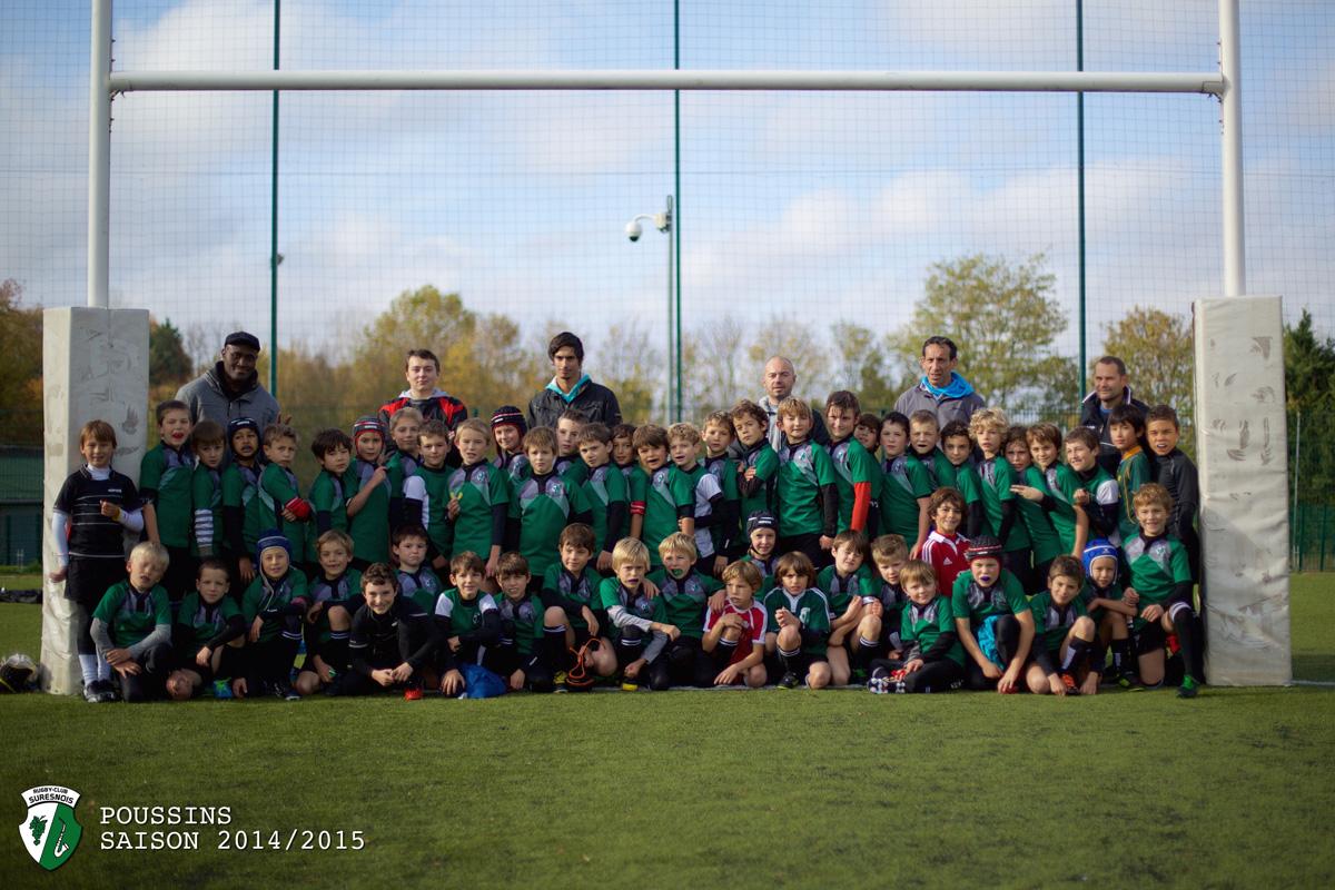 poussins2014-2015front
