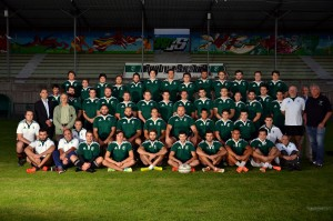 Rugby Club Suresnois - équipe Séniors B - Fédérale B - Saison 2015/2016