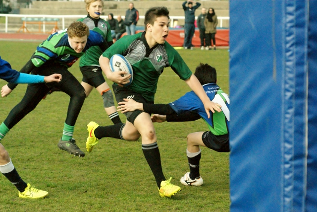 rugby rencontre 15