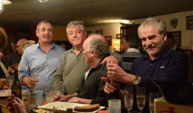 Fête du RCS 2015 : photos de la soirée des anciens