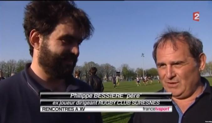 Rencontres à XV - Reportage sur le Rugby Club Suresnois