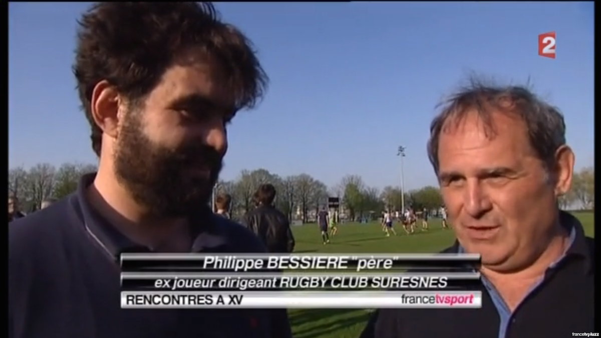 Emission rencontre a xv france 2