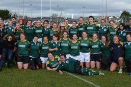 Féminines : déplacement des rugbykinis en irlande