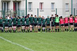 Cadets Teulière C : 1/4 de finale Bagneux vs RCS