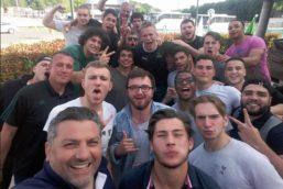 Bélascain : Résumé du match de 16eme,  Saint Nazaire Ovalie – RCS