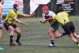 Cadets Teulière A  : résumé et photos 8ème journée  : RCS vs RCP15