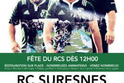 Fête du RC Suresnes