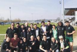 Espoirs/Challenge Capdeville : RC Strasbourg – RC Suresnes
