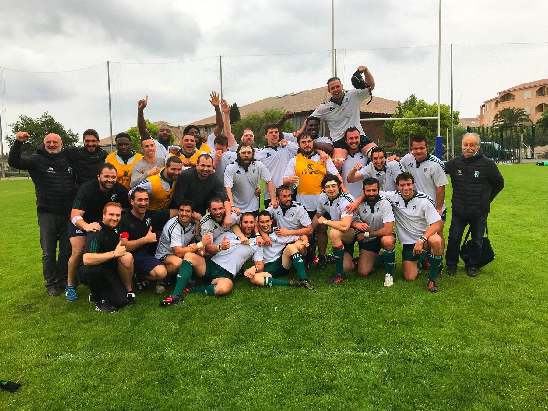Fédérale 1 : résumé de Hyères-Carqueiranne vs Suresnes