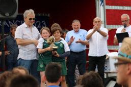 M10 équipe 1 : tournoi des Géants à Fleury-les-Aubray