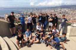 M12 – Tournoi à Marseille