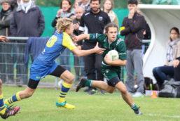 Cadets Teulière : résumé et photos 1ère journée de championnat : Marcq en Baroeul vs RCS