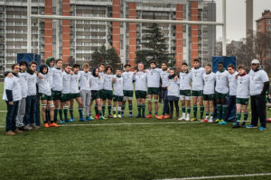 Juniors National U18 : photos des matchs contre Marcq-en-Baroeul et le SCUF